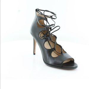 Coach Kira lace up heels